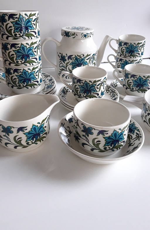 Service porcelaine anglaise