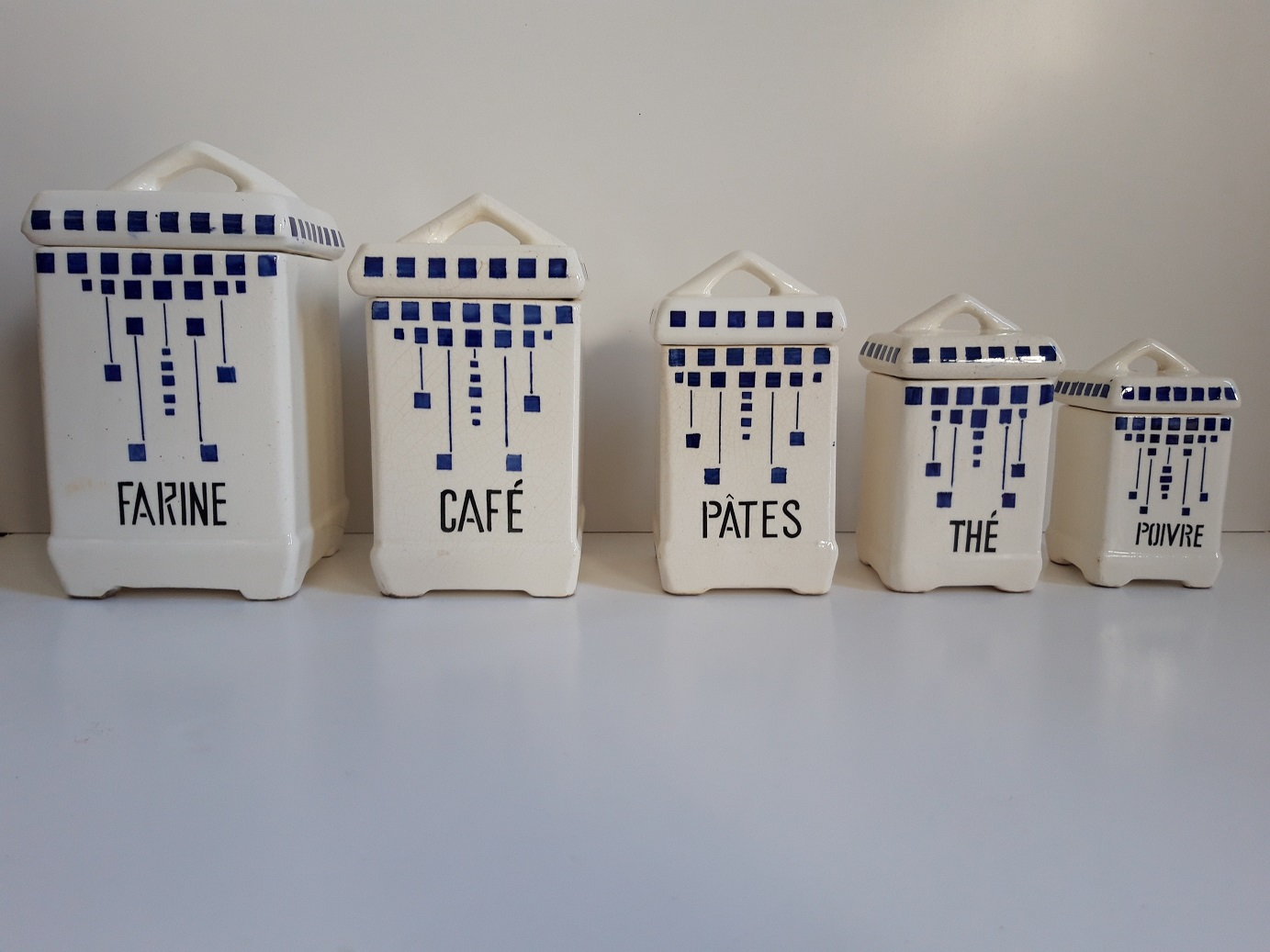 Pots en céramique *5